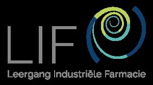 Logo Leergang Industriele Farmacie LIF